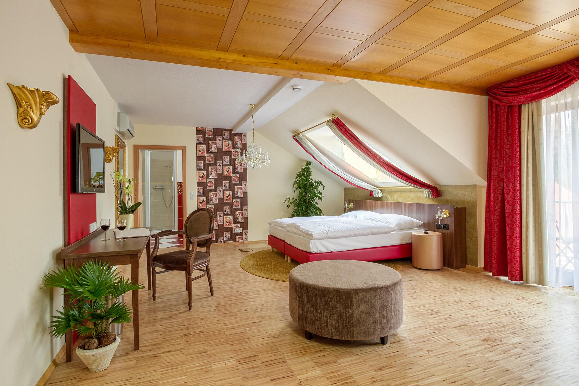 Hotel L'Adresse suite