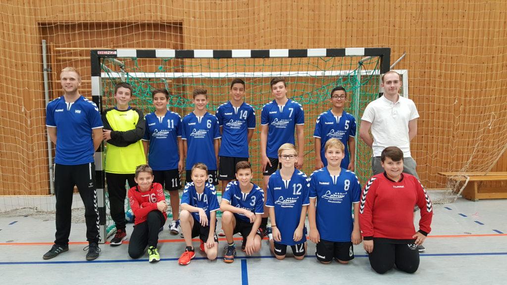 Spielgemeinschaft Lebach Schmelz männliche C Jungen 2017/2018