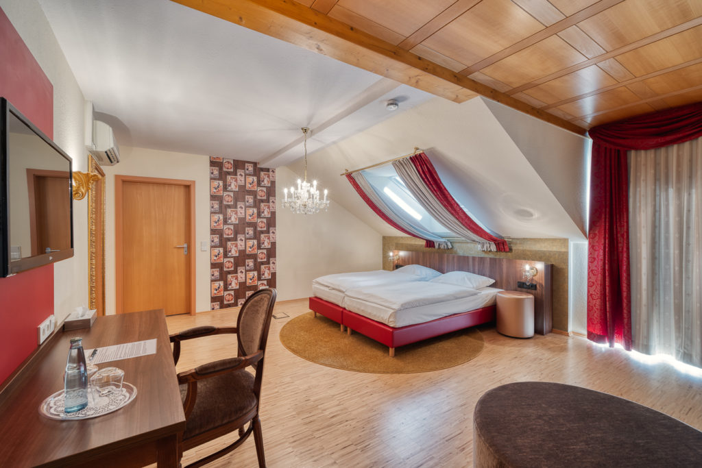 Suite Hotel L'adresse im Saarland