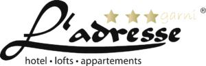 Logo Hotel L'Adresse im Saarland